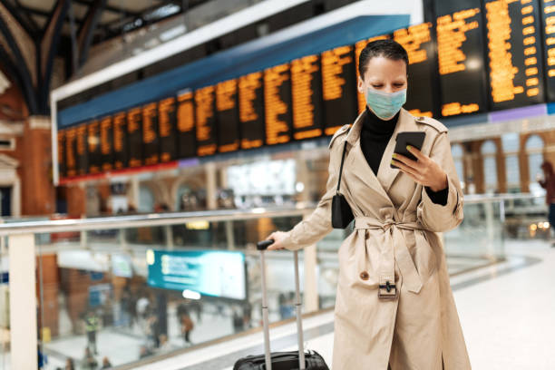 A few EU countries stop UK flights, dreading infection variation