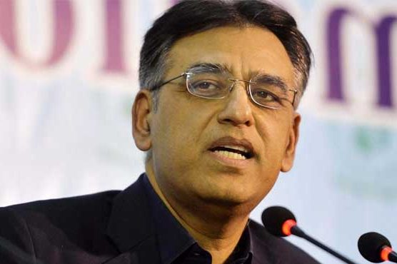 Pak to get 17 million AstraZeneca portions in first 50% of 2021: Asad Umar