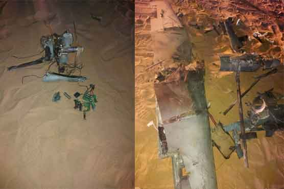 Attempts to target oil installations were thwarted by Saudi security forces