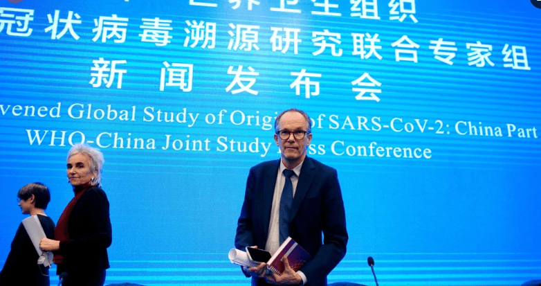 Beijing proposes to expand the source of the virus to global experts