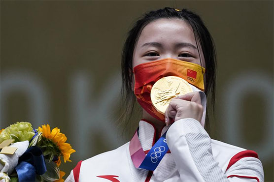 At the Tokyo Olympics, China again topped the medal race